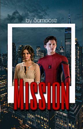Mission [Peter Parker] by AngelicWriterWolf