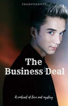 The Business Deal   D.J.S✓ by FREAKYYSEAVEYY