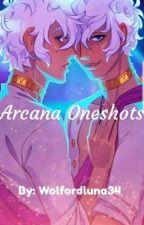 Arcana Oneshots by Lunaastoria