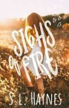 Sighs of Fire (Hopton Hills #1.5) cover