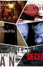 Tales Of Fear by lukemepham9