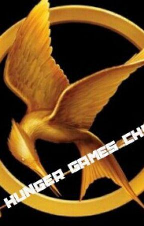 Hunger Games chat by PrimroseTrisPotter