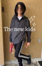 The New Kids   A BadKidTray Story🤍 by SadInspiredLoser