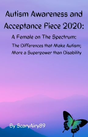 Autism 2020: Autism Awareness and Acceptance Piece by ScaryAiry89