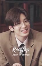 Rooftop | Jeon Wonwoo by womwoo
