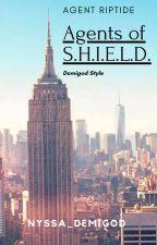 Agent Riptide(PJO/ Avengers/SHIELD) by Nyssa_Demigod