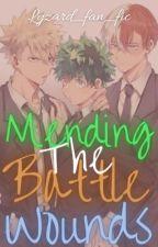 Mending the Battle Wounds by lyzard_fan_fics