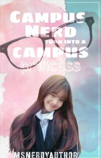 The campus nerd turns into a campus princess (Slow Update) cover