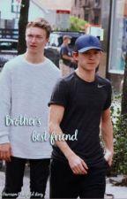 Brother's best friend by deadfredweasley