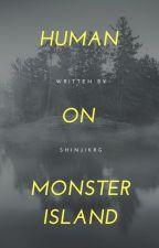 Human on Monster Island by shinjikrg
