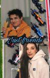 Just friends (Lando Norris) cover