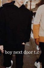 boy next door by daddyydolan