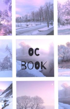 OC Book by Nightblade_Marvell