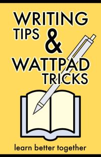 Writing Tips & Wattpad Tricks cover