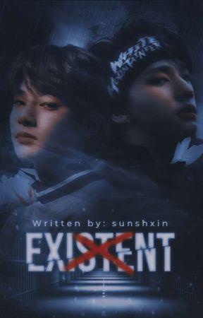 (NON)-EXISTENT || hyunin by sunshxin