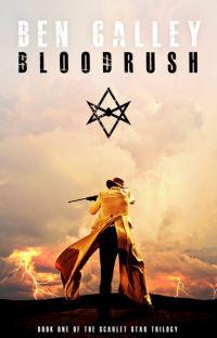 Bloodrush (Scarlet Star Trilogy #1) cover