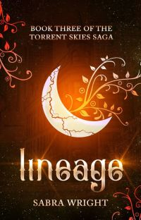 Lineage (Book 3 of the Torrent Skies Saga) cover