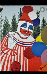 "John  Wayne Gacy ""pogo the clown"" by niniswell2012"