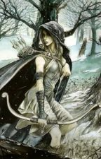 The Daughter of the Assassin and the Huntress by ghostofPercyJackson