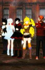 TEAM RWVBY  by Anime0CC0Manga
