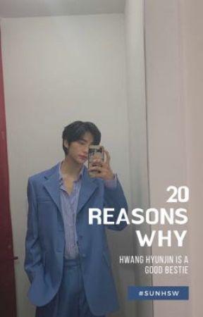 20 reasons why - hwang hyunjin by sunhsw