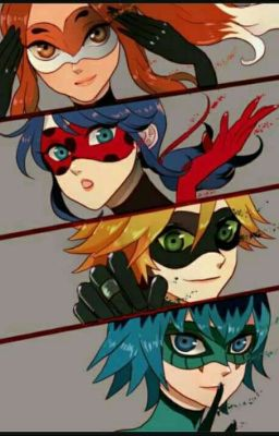Đọc truyện Miraculous - Tales Of Ladybug And Chat Noir With The Wolf Miraculous