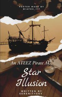 Star Illusion | ATEEZ Pirate AU cover