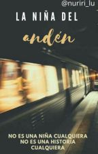 La niña del andén/ The girl on the platform by airunn_loon