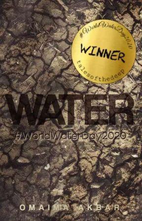 Water | #talesofthedeep Prompt by OmaimaAkbar