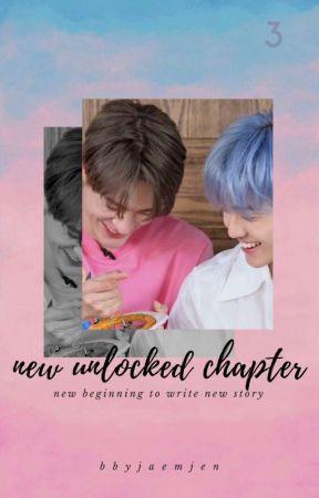 new unlocked chapters ↷ jaemjen by bbyjaemjen