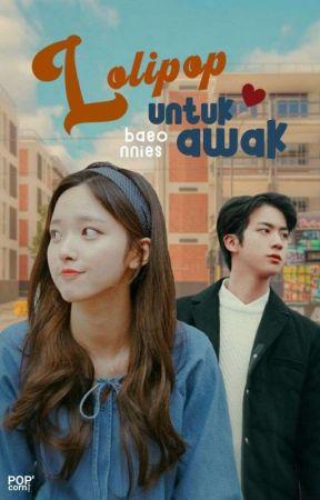 [DIBUKUKAN] Lolipop Untuk Awak 당신을위한 롤리팝 (Kim Seokjin)✔ by baeonnies