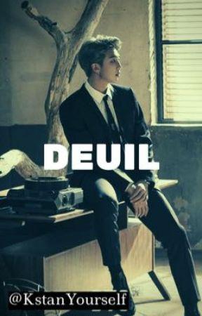 Deuil by KstanYourself