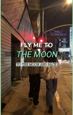 Fly me to the moon by CikNaweeeee