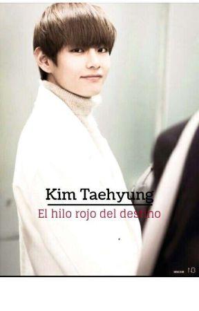 El hilo rojo del destino ( Kim Taehyung ) by joselyn_eliana123