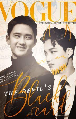 The Devil's Black Card (Çeviri) by Stereojoy