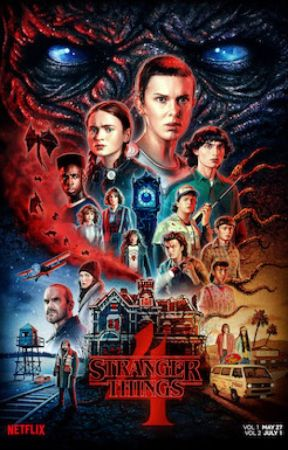 Stranger Things Preferences by The-Lonely-Otaku-