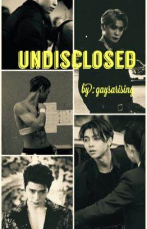 Undisclosed by gaysarising
