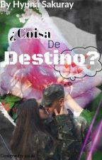coisa de destino? by Hyuna_2004