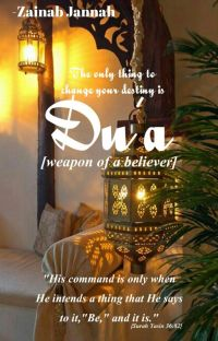 DU'A (Weapon Of A Believer) cover