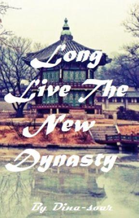 Long Live the New Dynasty || Namjoon x Reader by Dina-soar
