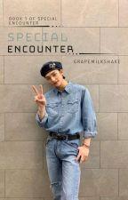Special Encounter | Hwang Hyunjin | Book 1 by grapemilkshake