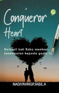CONQUEROR HEART [TERBIT!] cover