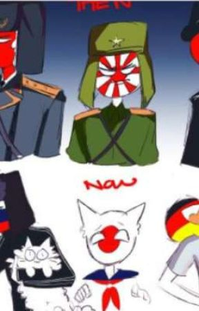 North korea x Japan (countryhumans) by Ireland_Official