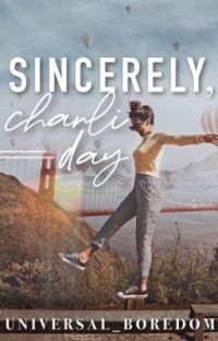 Sincerely, Charli Day cover