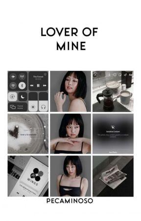 Lover Of Mine /jimin.jennie by pecaminoso