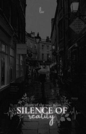 silence of reality  by livrose_