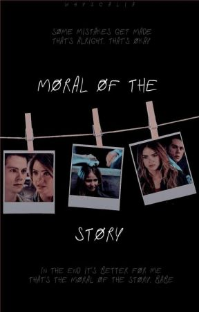 moral of the story - stalia by shvlley