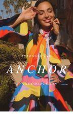 anchor | anakin skywalker by IndomableDon