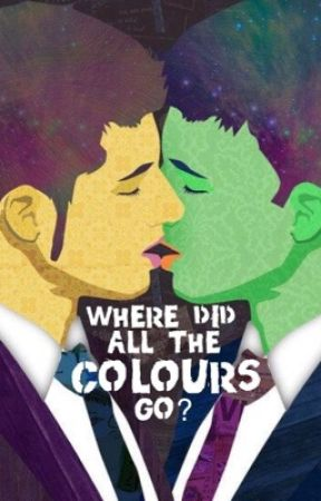 Where Did All The Colours Go? by teenLGBTwriter