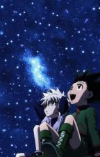 hunter x hunter chatroom with reader ☽◯☾ by quietweeb